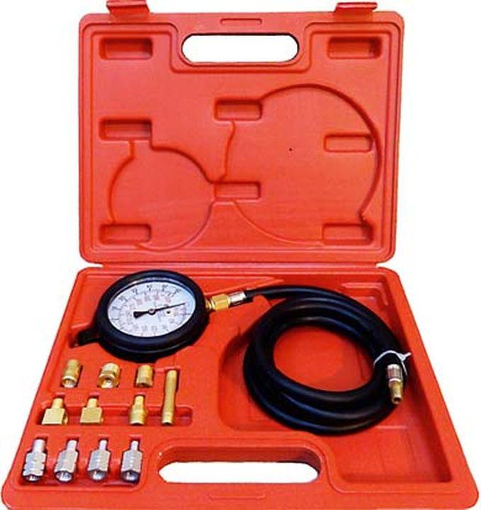 Набор для измерения давления масла в двигателе и автоматической трансмиссии Топ Авто И-2405, И2405