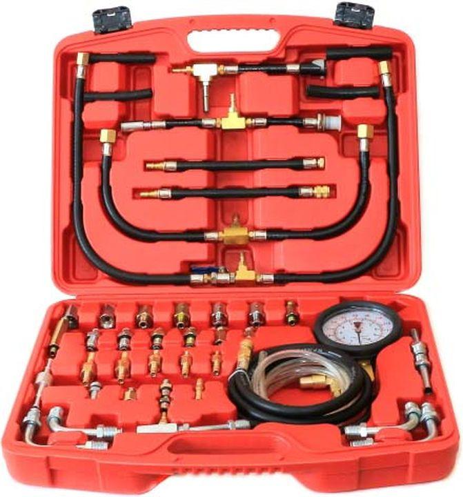 Набор для измерения давления топлива Топ Авто И-2406