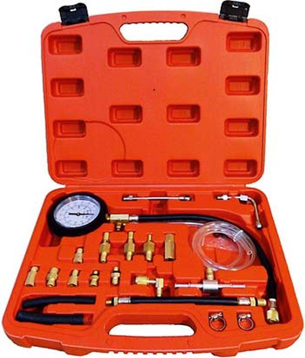 Набор для измерения давления топлива Топ Авто И-2410