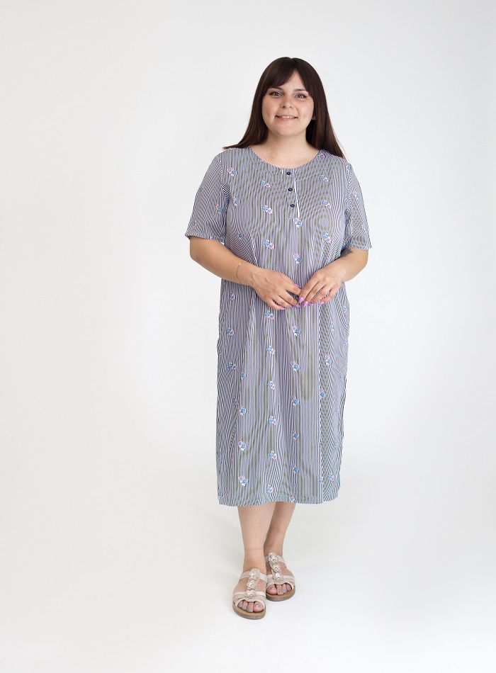 Платье Miata платье с разрезами по бокам на талии