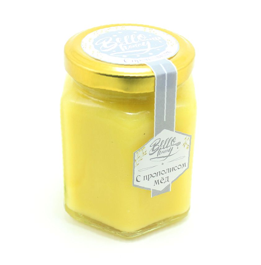 Урбеч BelloHoney Мёд с прополисом (200мл), 200 берестов мед с прополисом 500 г