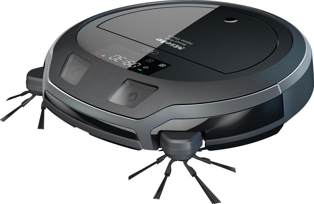 Робот-пылесос Miele SLQL0 Scout RX2 Home Vision
