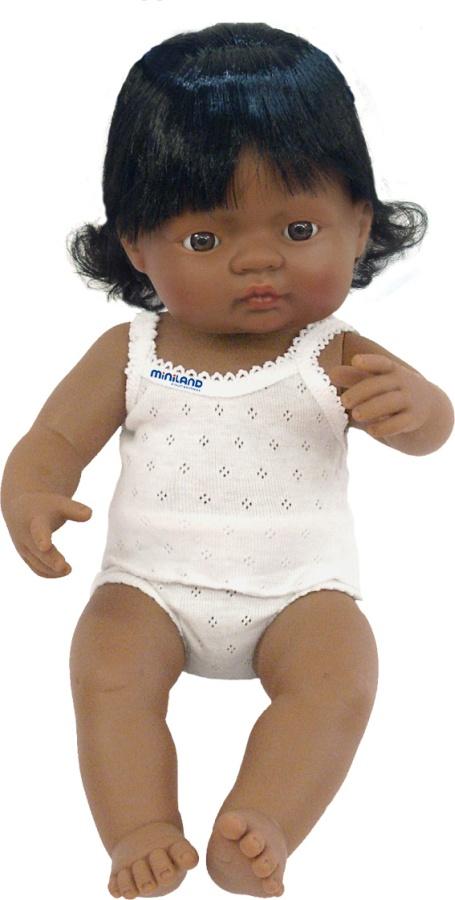 Кукла Девочка латиноамериканка 38 см