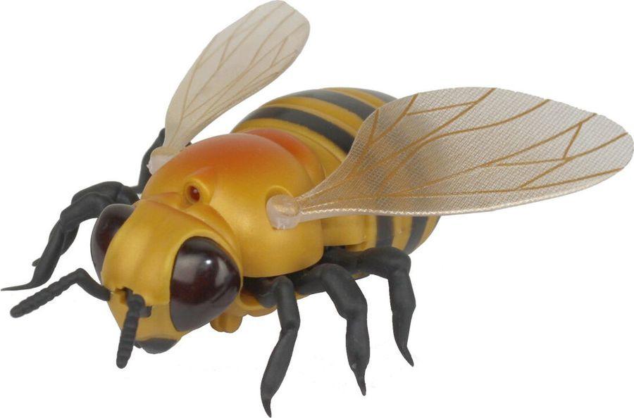 Интерактивная игрушка 1TOY Робо-пчела, Т14328 интерактивная игрушка 1toy плюшевый микрофон bobbie