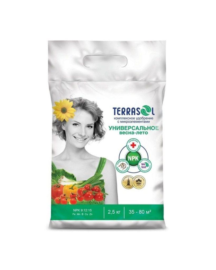 Удобрение Терасол Уд0101TER02 отсутствует лучшие блюда из помидоров огурцов перца капусты и кабачков