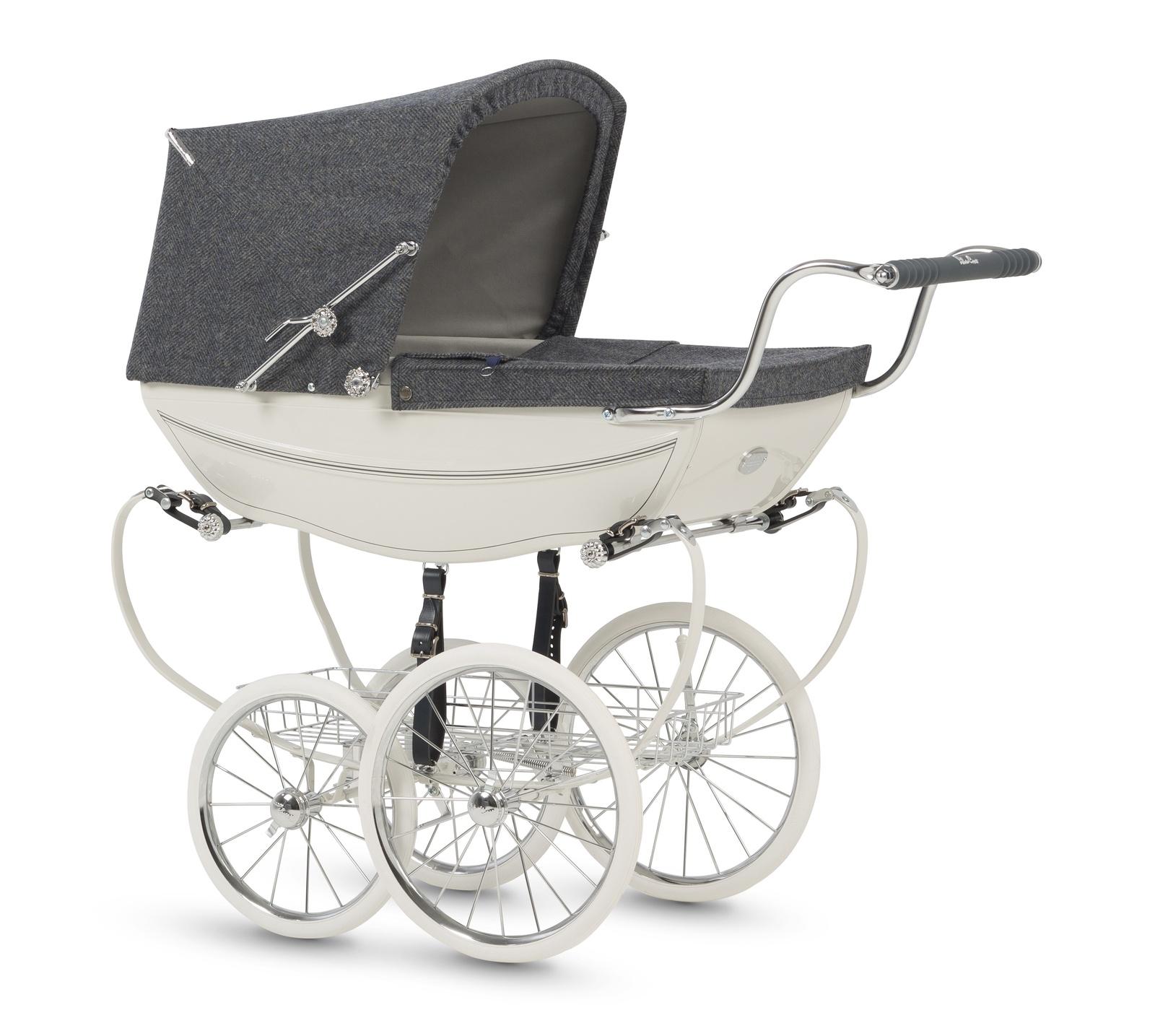 коляска для кукол Silver Cross SX6083.00 серый цена 2017