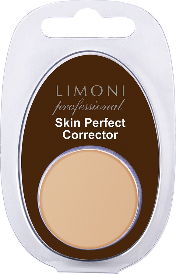 Консилер Limoni Корректор для лица Skin Perfect corrector, тон 03
