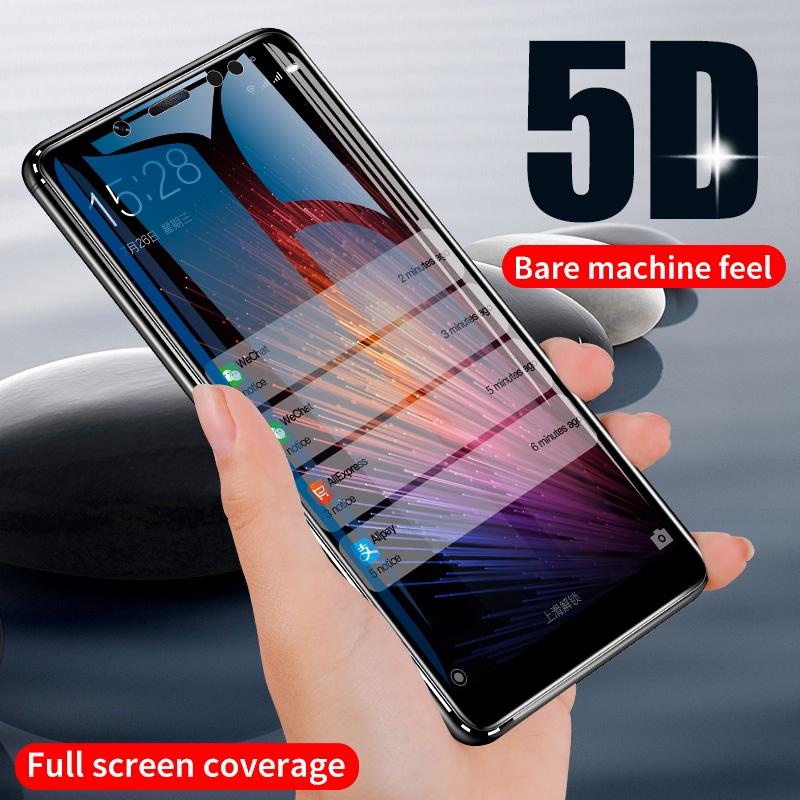 Защитное стекло Тор Seller 5D для Xiaomi Redmi 4X 5A 6A 5 Plus 6 Pro S15, прозрачный