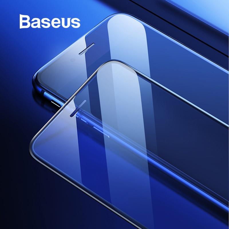 Защитное стекло Baseus для iPhone 7 8 6 6s, прозрачный