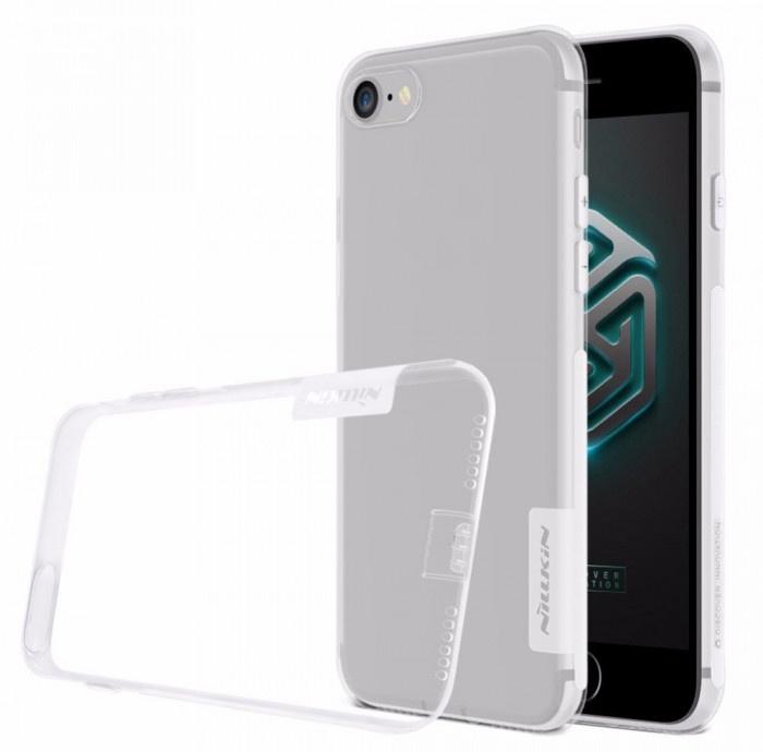цена Чехол для сотового телефона Nillkin Накладка Nature TPU Xiaomi Mi 9/Mi 9 Explorer White, белый в интернет-магазинах