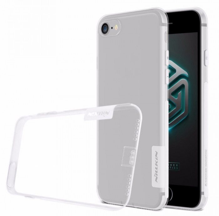 Чехол для сотового телефона Nillkin Накладка Nature TPU Xiaomi Redmi 6 Pro/Mi A2 Lite White, белый силиконовая накладка nillkin для xiaomi mi a2 white