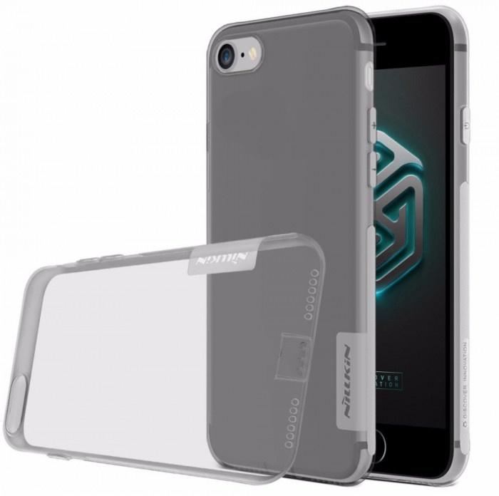 Чехол для сотового телефона Nillkin Накладка Nature TPU Xiaomi Mi 6X/A2 Gray, серый силиконовая накладка nillkin для xiaomi mi a2 white