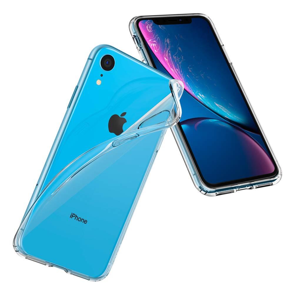 Чехол для сотового телефона AHORA для Apple IPhone Xr (Айфон 10R) арт.CCXRU-03-O, прозрачный