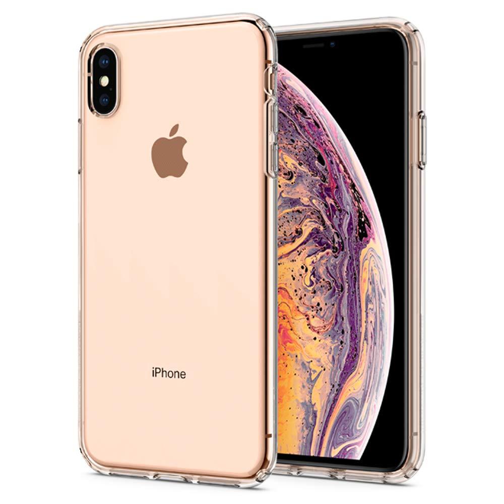 Чехол для сотового телефона AHORA для Apple IPhone Xs Max (Айфон 10s Макс) арт.CCXSMU-03-O, прозрачный