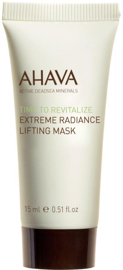 Маска косметическая Ahava с эффектом сияния для подтяжки кожи лица