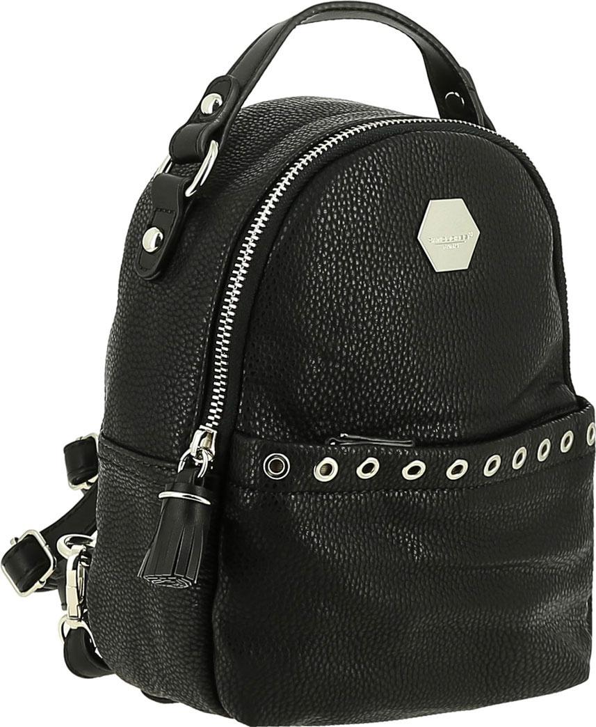 Рюкзак David Jones 3921 CM, черный цена и фото