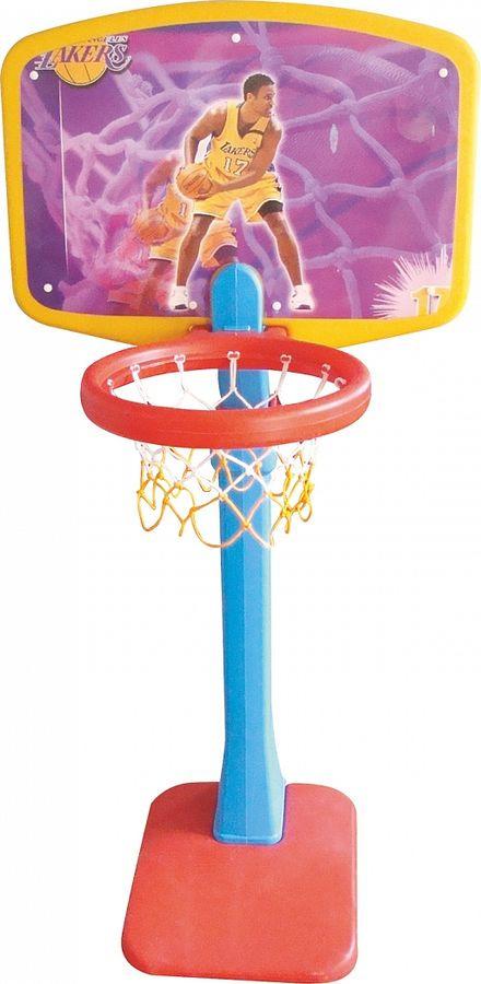 Баскетбольная стойка Qiao-Qiao, QQ12068-4, 58 х 215 х 70 см qiao qiao мишка qq12065 3