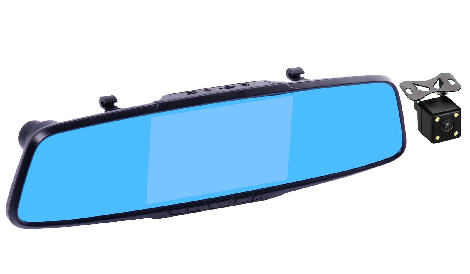Видеорегистратор с радар-детектором Vizant 751 GPS, черный