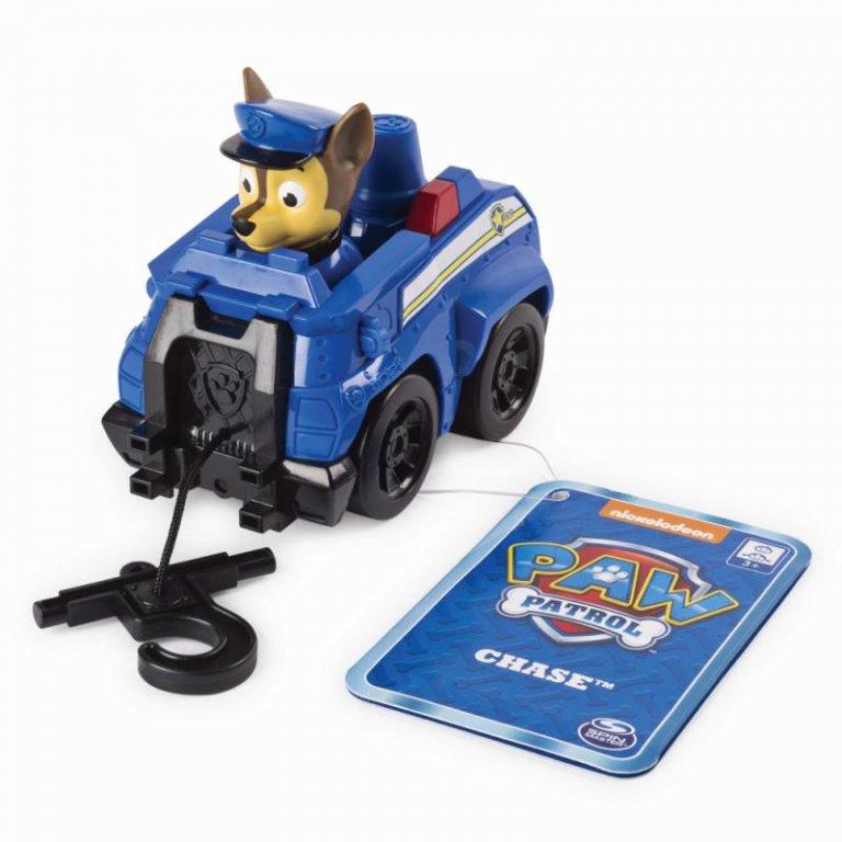 Машинка Paw Patrol Figures с фигуркой Гончик, 6040907_20101453 щенячий патруль гончик и зума
