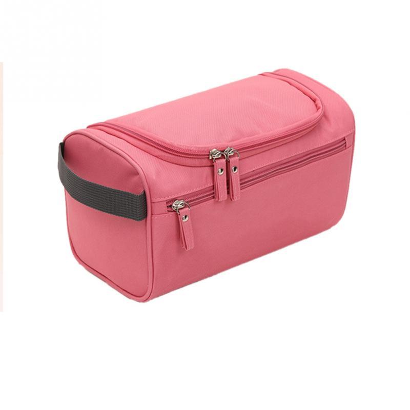 Дорожная косметичка Migliores Для гигиенических предметов, светло-розовый nabe как прохладно nb плеча сумку женщин моды тенденции дамы рюкзак многофункциональный износостойкой женской сумке nb239 классический черный