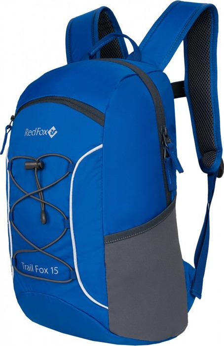 Рюкзак детский Red Fox Trail Fox 15, 00001065042, темно-синий, 15 л red fox рюкзак compact 17