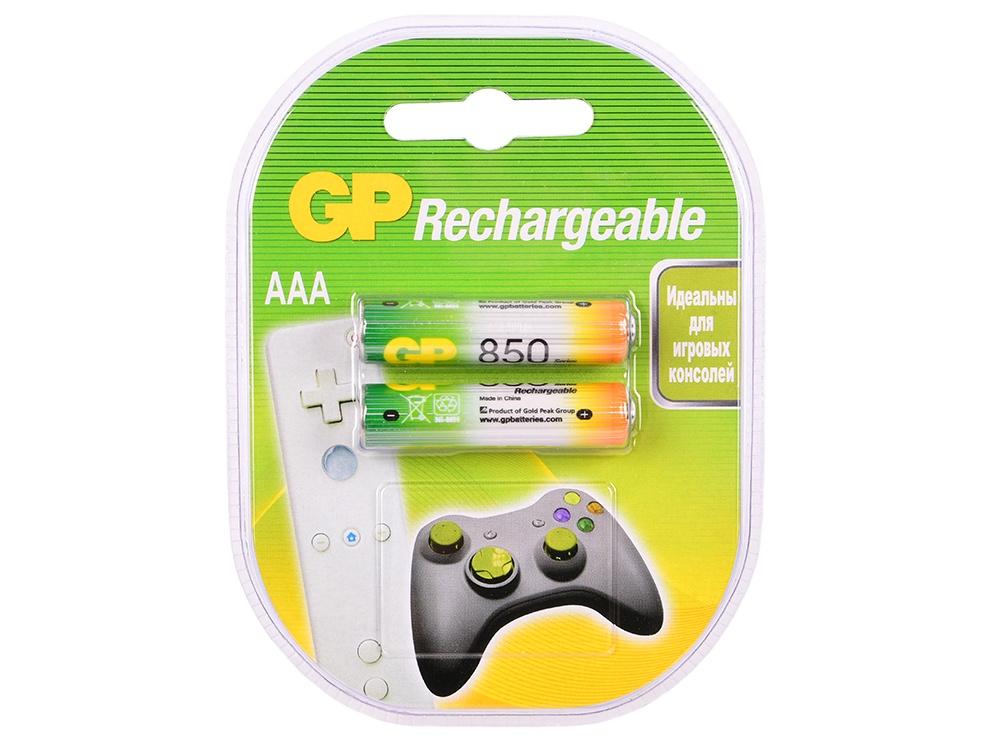 Батарейка GP 85 AAA HC-BL2, зеленый abs aaa aa batteries storage box case translucent white