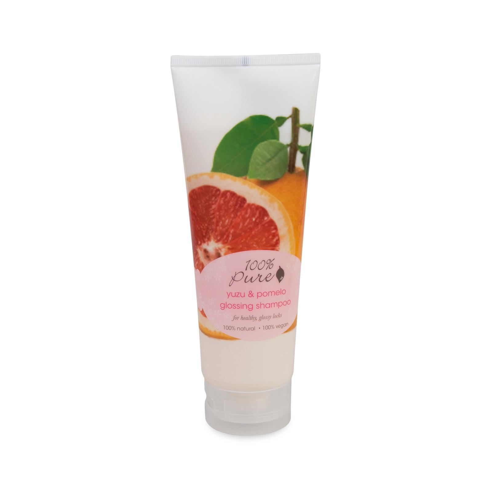 Шампунь для волос 100% Pure 1HCSYPG8oz популярные шампуни без сульфатов