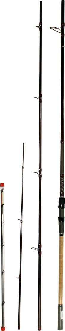 Удилище Daiwa Aqualite XH Feeder, 70121, черный, бежевый, 180 г, 4,2 м