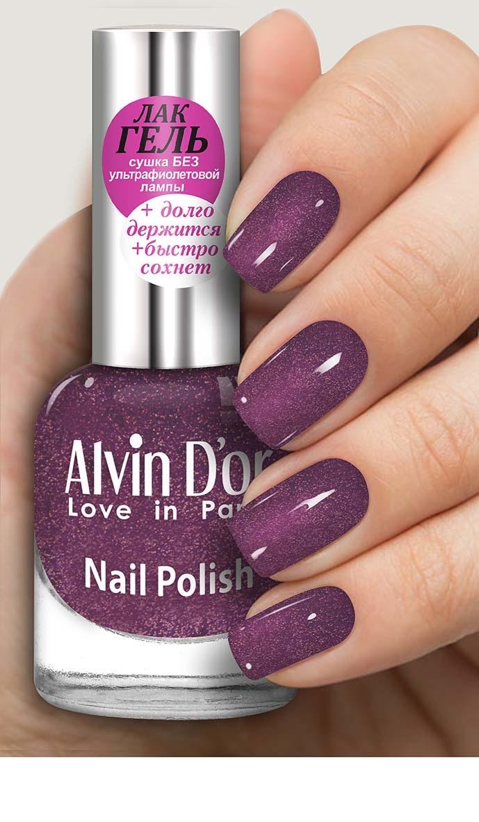 Лак для ногтей Alvin D'or ADN-16 тон 16112