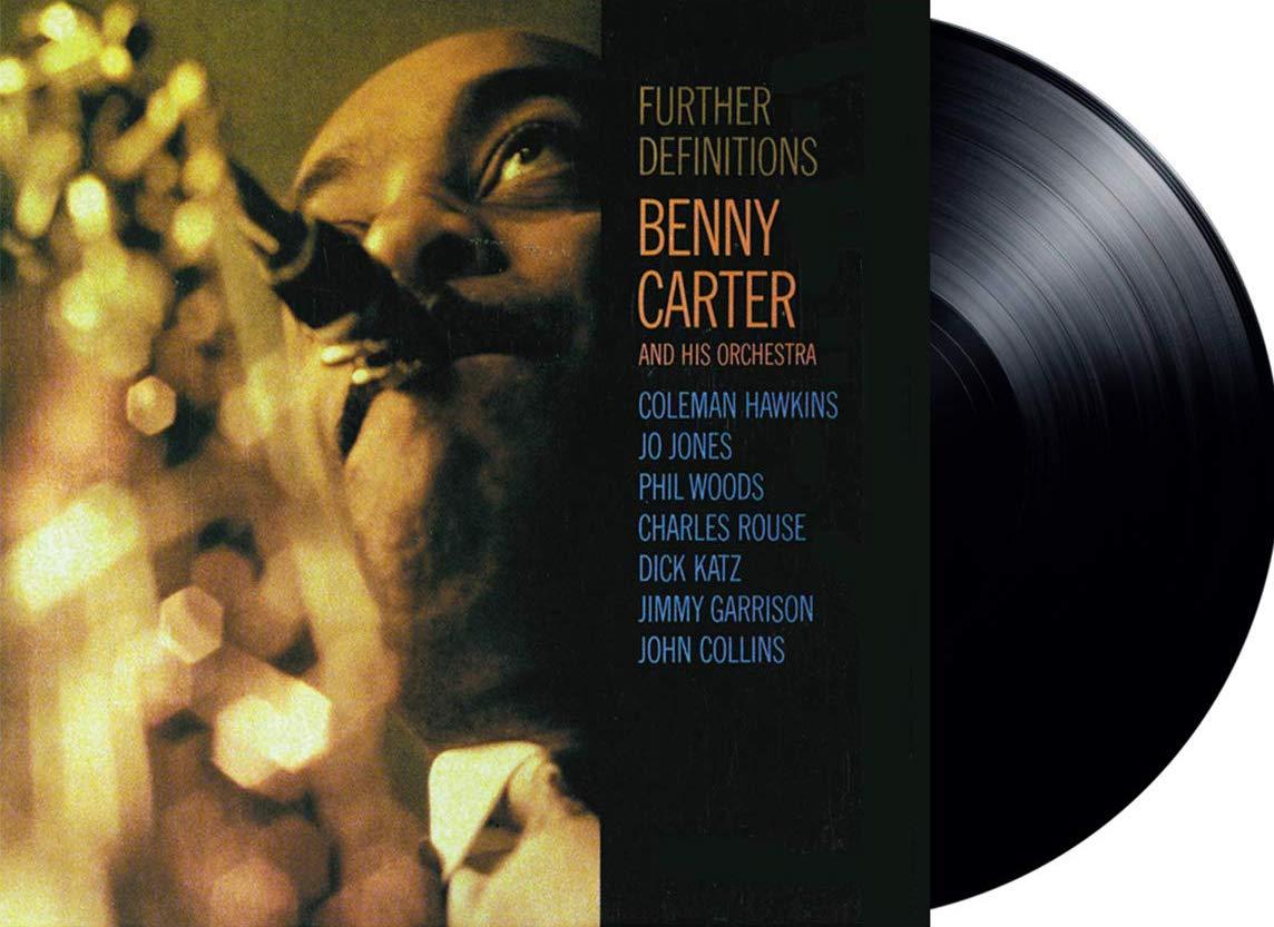 Бенни Картер Benny Carter. Further Definitions бенни бенасси grand collection benny benassi