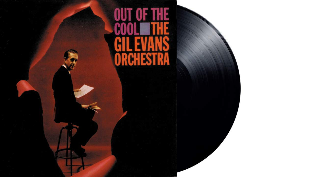 Gil Evans. Out Of The Cool (LP) flamingos сандалии
