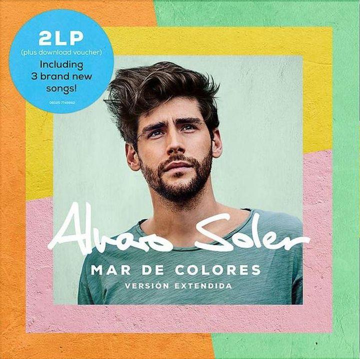 Alvaro Soler Alvaro Soler. Mar De Colores (2 LP) 2 hy217 3