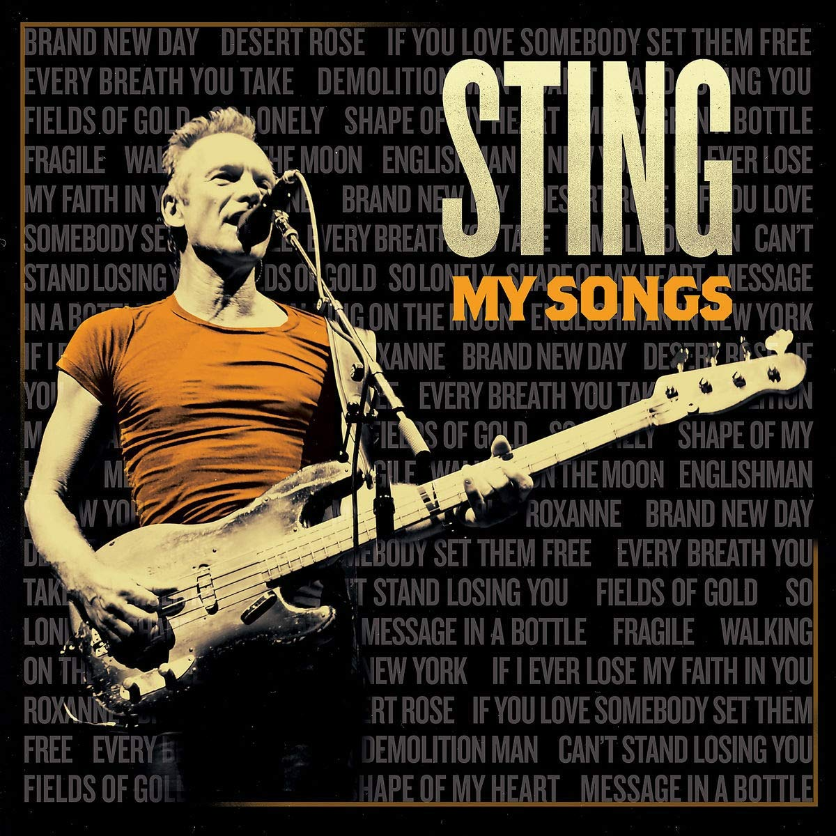 лучшая цена Sting Sting. My Songs
