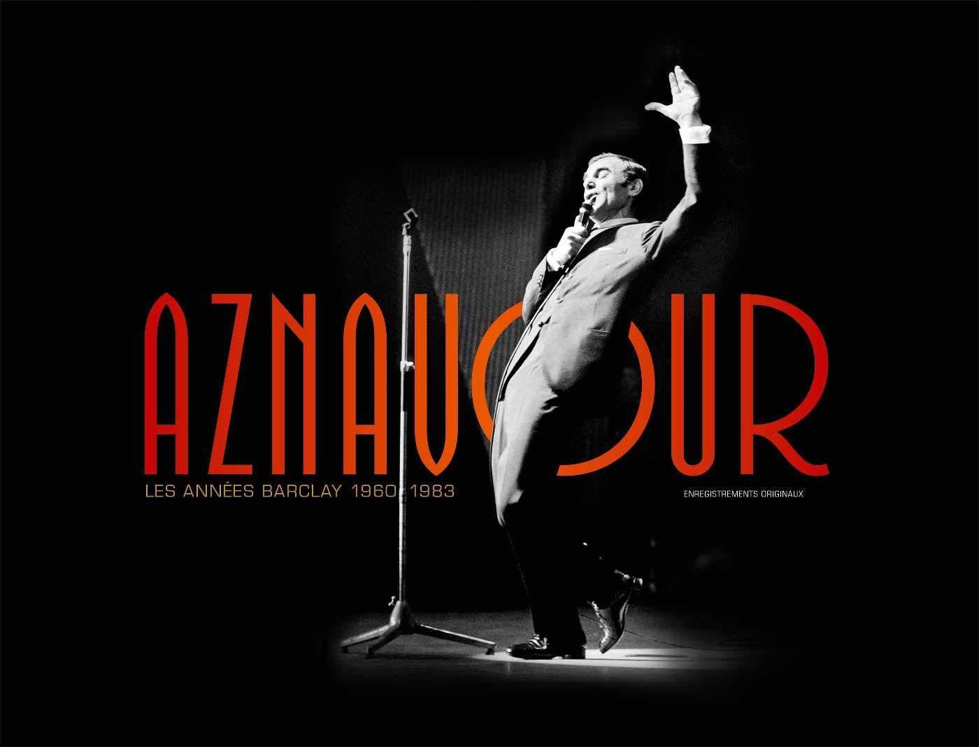 лучшая цена Charles Aznavour. Les Annees Barclay (20 CD)