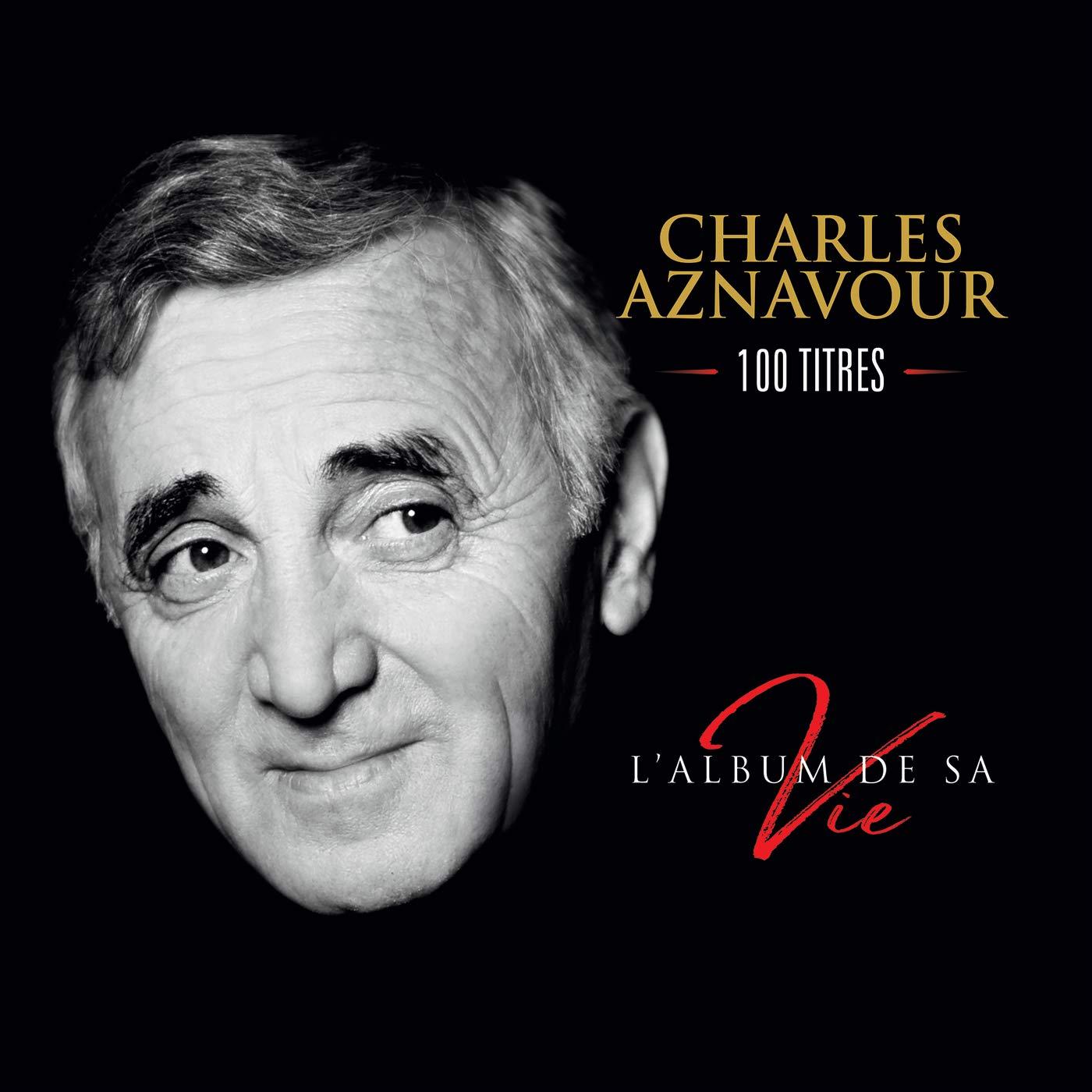 лучшая цена Charles Aznavour. L'album De Sa Vie 100 Titres (5 CD)