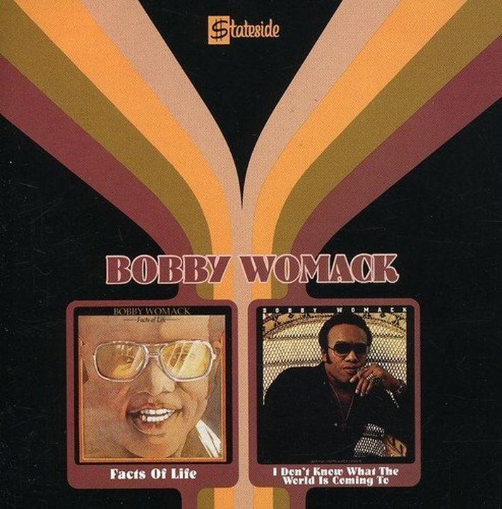 WOMACK, BOBBY. FACTS OF LIFE / I DON'T KNOW WHAT THE WORLD IS COMING TO недорго, оригинальная цена