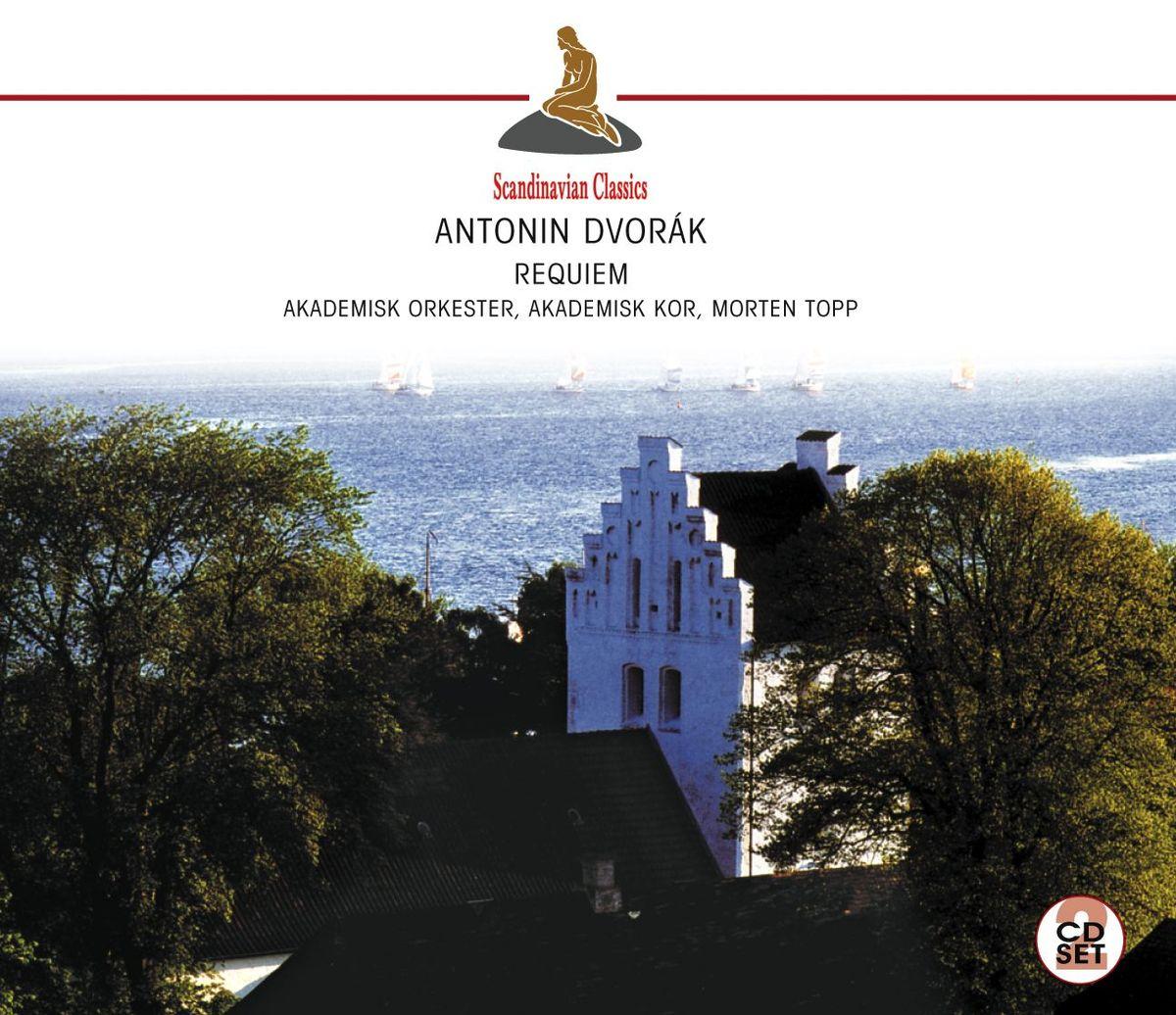 Akademisk Orkester Akademisk Orchester. Dvorak: Requiem (2 CD)