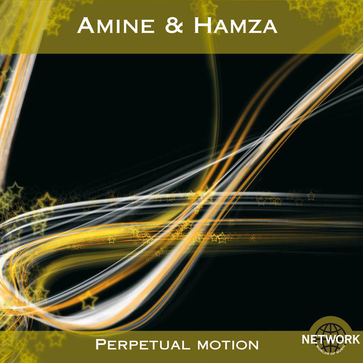 купить Amine,Hamza Amine & Hamza. Perpetual Motion по цене 1185 рублей