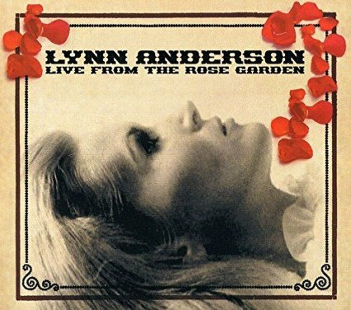 Линн Андерсон Lynn Anderson. Live From the Rose Garden (CD + DVD) erotic fantasies in uniform 2 cd dvd