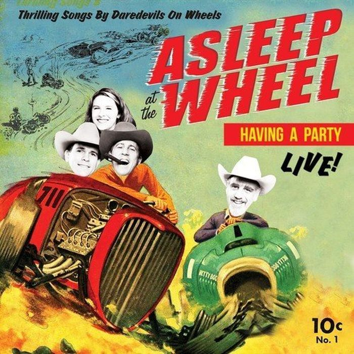 Asleep At The Wheel. Havin' A Party - Live (CD + DVD) джош гробан josh groban stages live cd dvd
