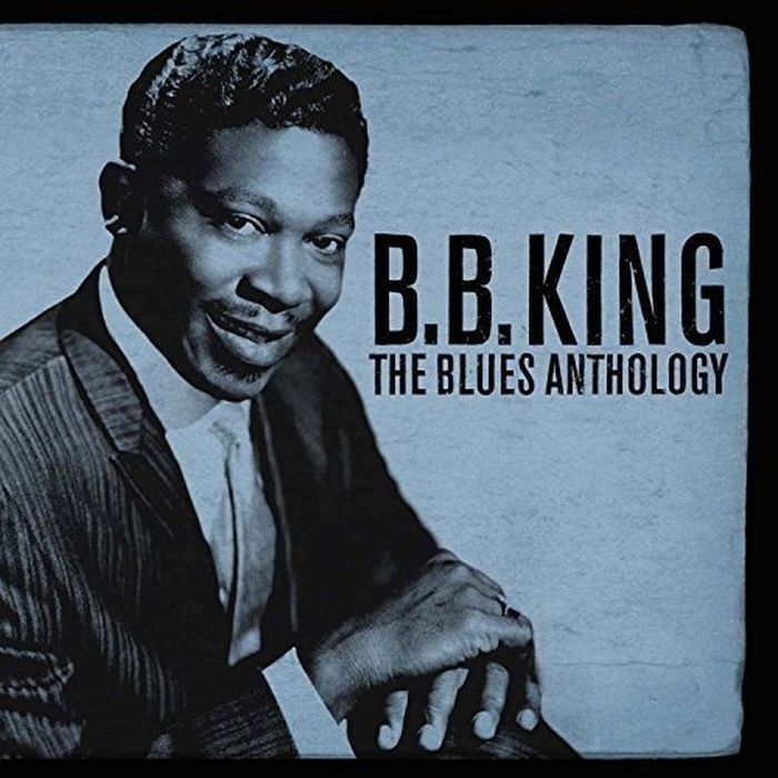цена на B. B. King. The Blues Anthology (CD + DVD)