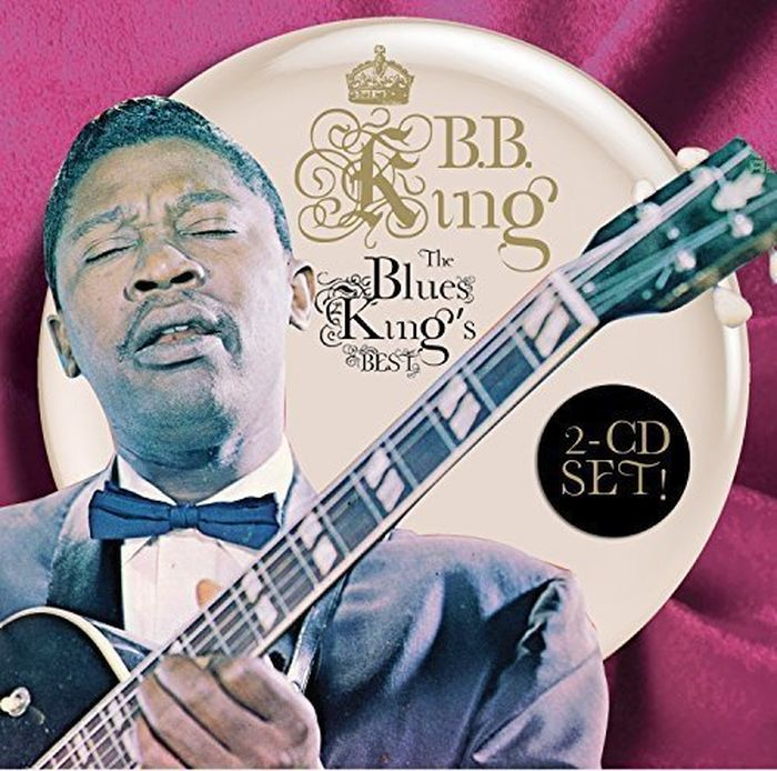 цена на B. B. King. The Blues King's Best (2 CD)