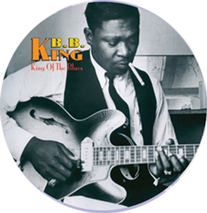 B. B. King. The King Of Blues (LP) king s vincent b ред flight or fright