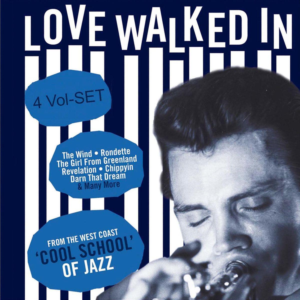 Чет Бейкер Chet Baker. Chet Baker - Love Walked In (4 CD) чет бейкер strings chet baker