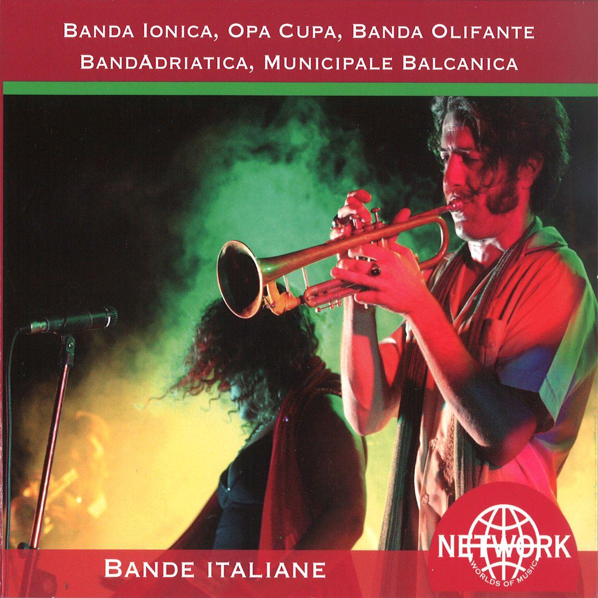 Banda Ionica, Opa Cupa, Banda Olifante, Bandadriatica, Municipale Balcanica. Bande Italiane недорго, оригинальная цена