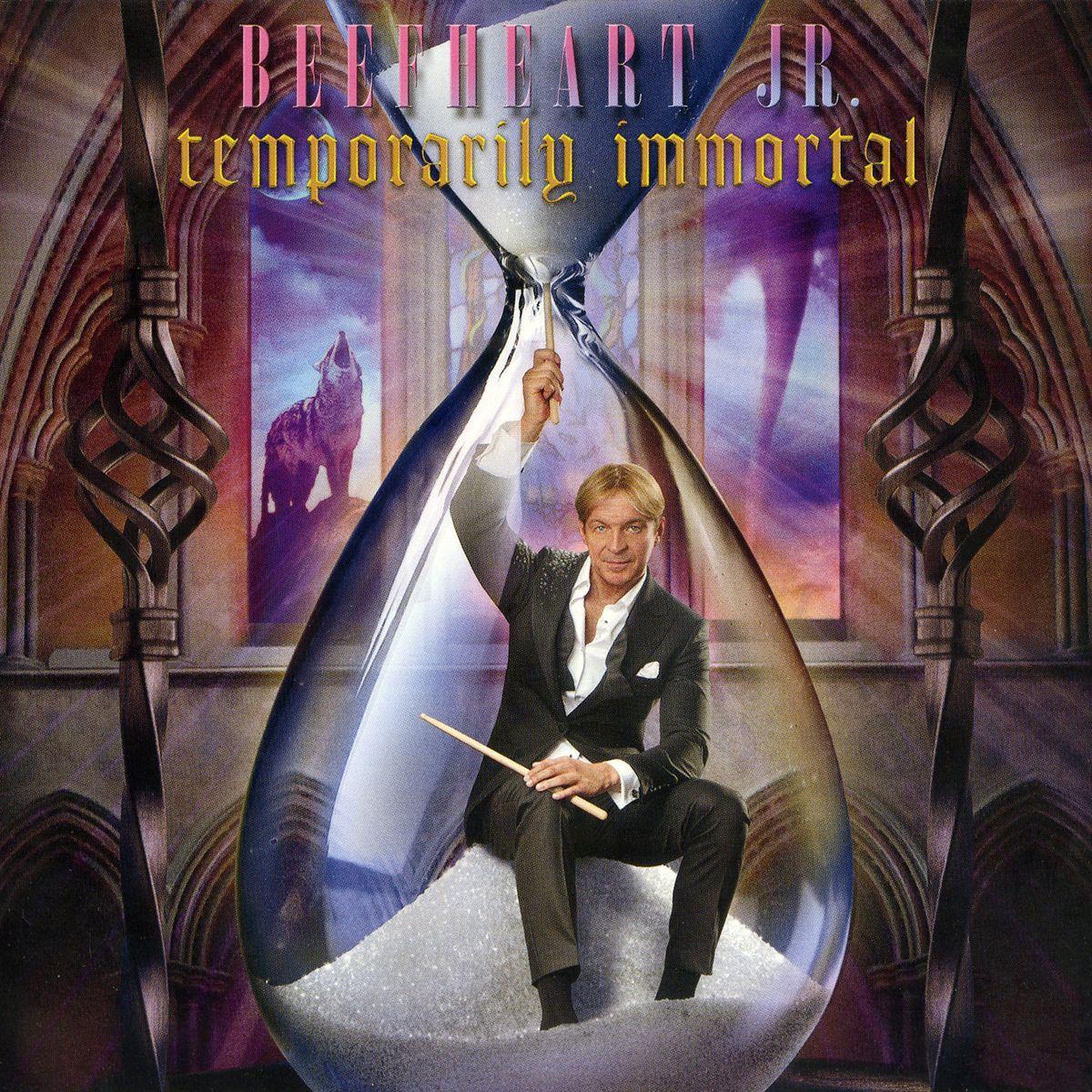 Beefheart Jr. . Temporarily Immortal недорго, оригинальная цена