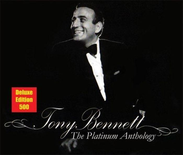 Tony Bennett. The Platinum Anthology tony bennett the platinum anthology
