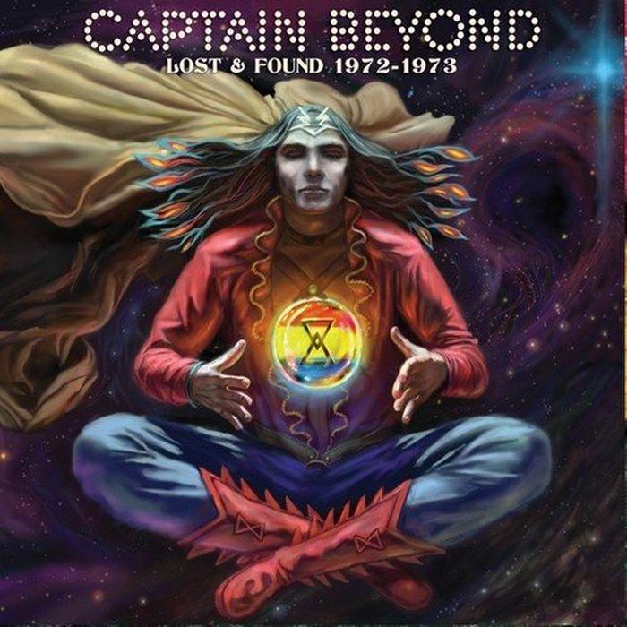 Captain Beyond Captain Beyond. Lost & Found 1972-1973 (LP) все цены