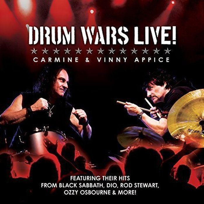 Винни Эппис,Кармин Эппайс Carmine, Vinny Appice. Drum Wars Live! цена и фото