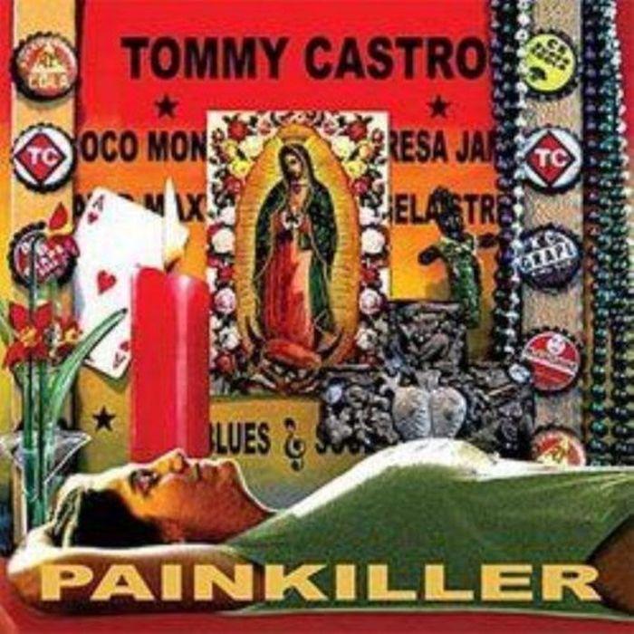 цена на Tommy Castro. Painkiller